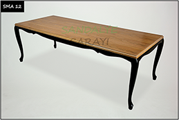 Wooden Table - sma12