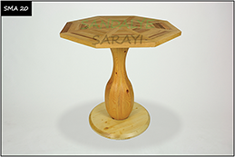 Wooden Table - sma20