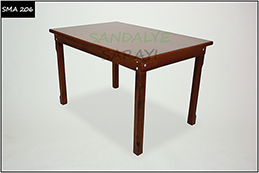 Wooden Table - sma206