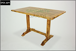 Wooden Table - sma209