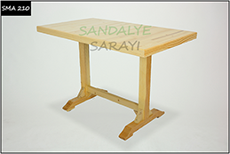 Wooden Table - sma210