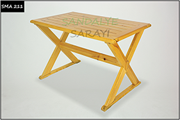 Wooden Table - sma211