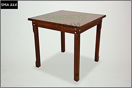 Wooden Table - sma215