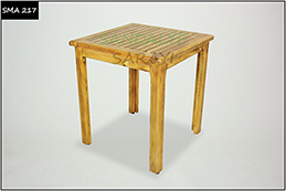 Wooden Table - sma217