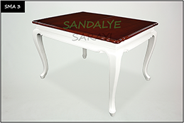 Wooden Table - sma3