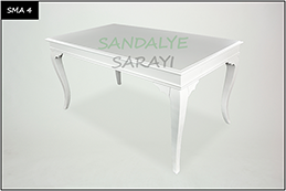 Wooden Table - sma4