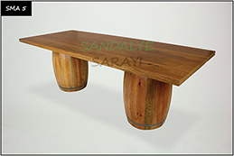 Wooden Table - sma5