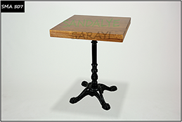 Wooden Table - sma507