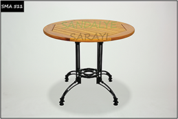Wooden Table - sma511