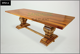 Wooden Table - sma6