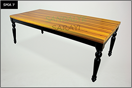 Wooden Table - sma7