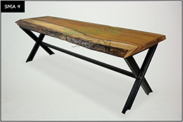 Wooden Table - sma9