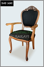 Wooden Chair - sas100