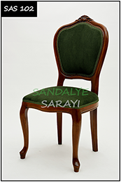 Wooden Chair - sas102