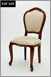 Wooden Chair - sas103