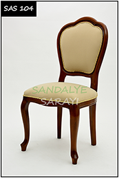 Wooden Chair - sas104