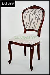 Wooden Chair - sas105
