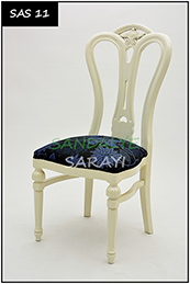 Wooden Chair - sas11