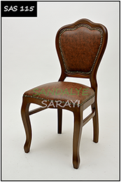 Wooden Chair - sas115