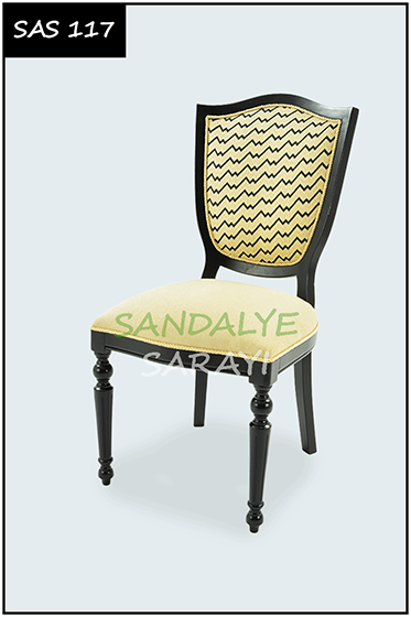 Wooden Chair - sas117
