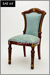 Wooden Chair - sas15