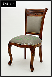Wooden Chair - sas19