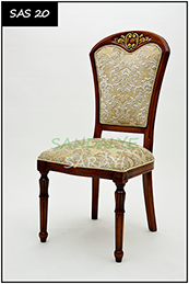 Wooden Chair - sas20