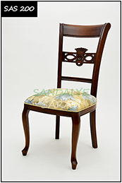 Wooden Chair - sas200