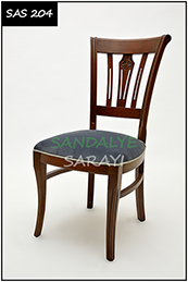 Wooden Chair - sas204