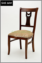 Wooden Chair - sas205