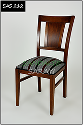 Wooden Chair - sas212