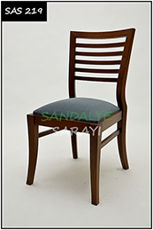 Wooden Chair - sas219