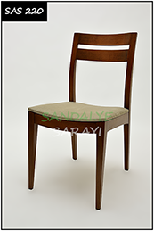 Wooden Chair - sas220
