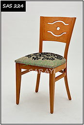 Wooden Chair - sas224