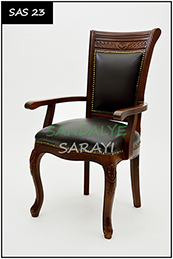 Wooden Chair - sas23