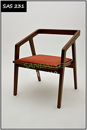 Wooden Chair - sas231
