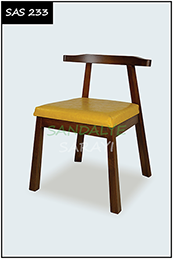 Wooden Chair - sas233