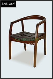 Wooden Chair - sas234