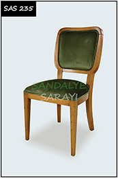 Wooden Chair - sas235