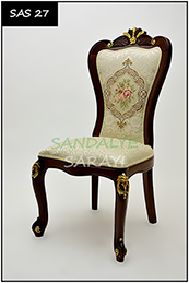 Wooden Chair - sas27