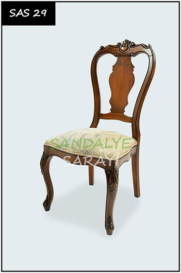 Wooden Chair - sas29