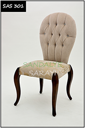 Wooden Chair - sas301
