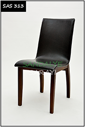 Wooden Chair - sas313