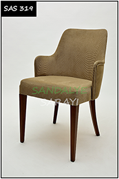 Wooden Chair - sas319