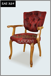 Wooden Chair - sas329