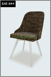 Wooden Chair - sas339