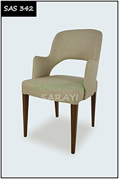 Wooden Chair - sas342