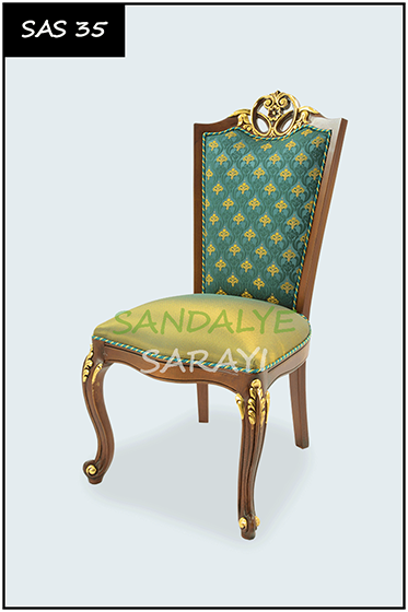 Wooden Chair - sas35