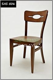 Wooden Chair - sas506