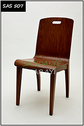 Wooden Chair - sas507